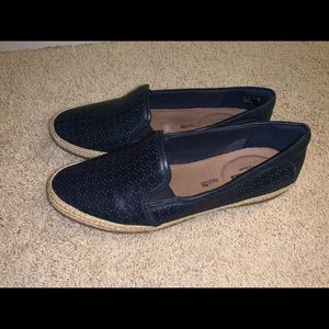 Clarks Collection Flat Comfort Shoes